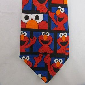 Elmo/Sesame Street Men's Tie
